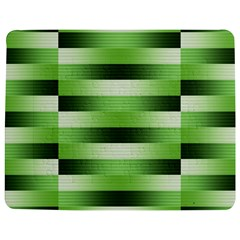 Pinstripes Green Shapes Shades Jigsaw Puzzle Photo Stand (rectangular)