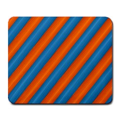 Diagonal Stripes Striped Lines Large Mousepads