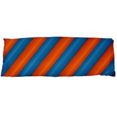 Diagonal Stripes Striped Lines Body Pillow Case (dakimakura)