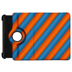 Diagonal Stripes Striped Lines Kindle Fire Hd 7