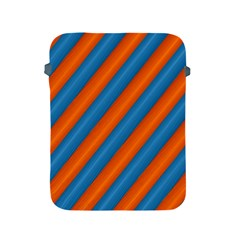 Diagonal Stripes Striped Lines Apple Ipad 2/3/4 Protective Soft Cases