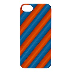 Diagonal Stripes Striped Lines Apple Iphone 5s/ Se Hardshell Case