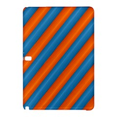 Diagonal Stripes Striped Lines Samsung Galaxy Tab Pro 10 1 Hardshell Case