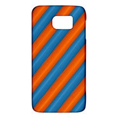 Diagonal Stripes Striped Lines Galaxy S6