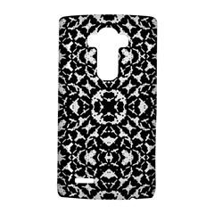 Black And White Geometric Pattern Lg G4 Hardshell Case by dflcprints