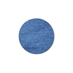 Blue Denim Golf Ball Marker (10 Pack) by snowwhitegirl