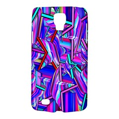 Stars Beveled 3d Abstract Stripes Galaxy S4 Active