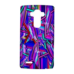 Stars Beveled 3d Abstract Stripes Lg G4 Hardshell Case