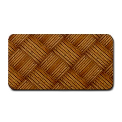 Wood Texture Background Oak Medium Bar Mats