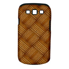 Wood Texture Background Oak Samsung Galaxy S Iii Classic Hardshell Case (pc+silicone)