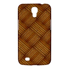 Wood Texture Background Oak Samsung Galaxy Mega 6 3  I9200 Hardshell Case by Nexatart