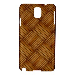 Wood Texture Background Oak Samsung Galaxy Note 3 N9005 Hardshell Case