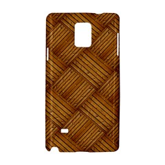 Wood Texture Background Oak Samsung Galaxy Note 4 Hardshell Case