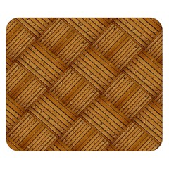 Wood Texture Background Oak Double Sided Flano Blanket (small)