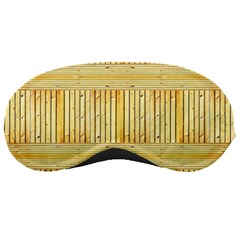 Wood Texture Grain Light Oak Sleeping Masks