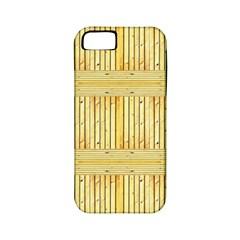 Wood Texture Grain Light Oak Apple Iphone 5 Classic Hardshell Case (pc+silicone)