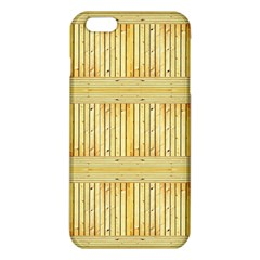 Wood Texture Grain Light Oak Iphone 6 Plus/6s Plus Tpu Case
