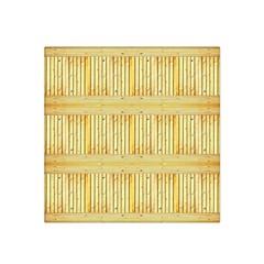 Wood Texture Grain Light Oak Satin Bandana Scarf