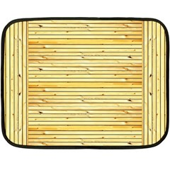 Wood Texture Background Light Fleece Blanket (mini)