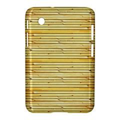 Wood Texture Background Light Samsung Galaxy Tab 2 (7 ) P3100 Hardshell Case
