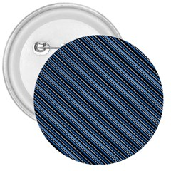 Diagonal Stripes Pinstripes 3  Buttons