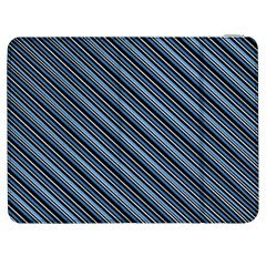 Diagonal Stripes Pinstripes Samsung Galaxy Tab 7  P1000 Flip Case