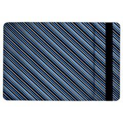 Diagonal Stripes Pinstripes Ipad Air 2 Flip