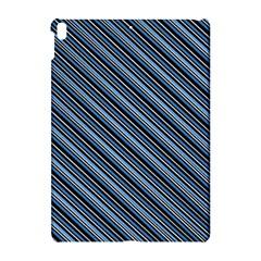 Diagonal Stripes Pinstripes Apple Ipad Pro 10 5   Hardshell Case