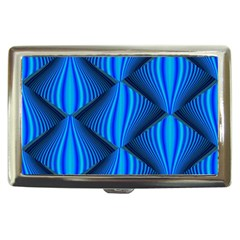 Abstract Waves Motion Psychedelic Cigarette Money Cases