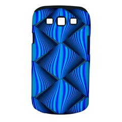 Abstract Waves Motion Psychedelic Samsung Galaxy S Iii Classic Hardshell Case (pc+silicone)