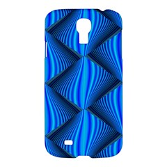 Abstract Waves Motion Psychedelic Samsung Galaxy S4 I9500/i9505 Hardshell Case
