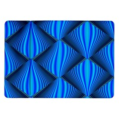 Abstract Waves Motion Psychedelic Samsung Galaxy Tab 10 1  P7500 Flip Case