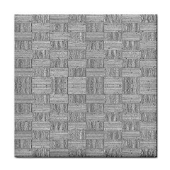 Texture Wood Grain Grey Gray Tile Coasters