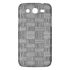 Texture Wood Grain Grey Gray Samsung Galaxy Mega 5 8 I9152 Hardshell Case