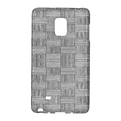 Texture Wood Grain Grey Gray Galaxy Note Edge