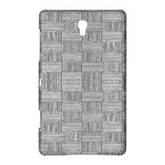 Texture Wood Grain Grey Gray Samsung Galaxy Tab S (8 4 ) Hardshell Case