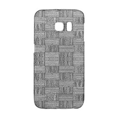 Texture Wood Grain Grey Gray Galaxy S6 Edge