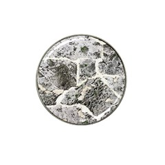 Coquina Shell Limestone Rocks Hat Clip Ball Marker (4 Pack)