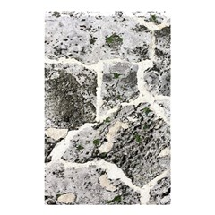 Coquina Shell Limestone Rocks Shower Curtain 48  X 72  (small)