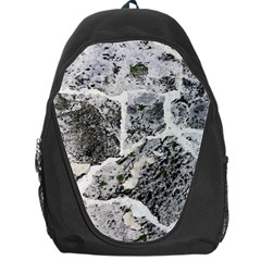 Coquina Shell Limestone Rocks Backpack Bag