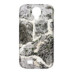 Coquina Shell Limestone Rocks Samsung Galaxy S4 Classic Hardshell Case (pc+silicone)