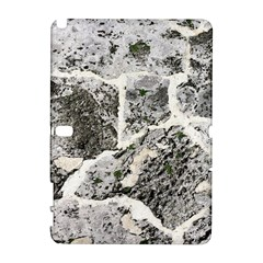Coquina Shell Limestone Rocks Galaxy Note 1 by Nexatart