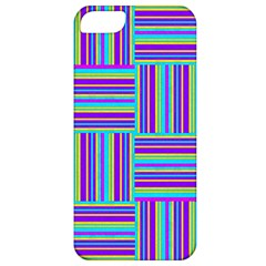 Geometric Textile Texture Surface Apple Iphone 5 Classic Hardshell Case