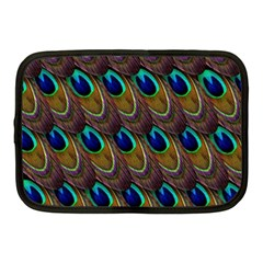 Peacock Feathers Bird Plumage Netbook Case (medium)