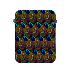 Peacock Feathers Bird Plumage Apple Ipad 2/3/4 Protective Soft Cases