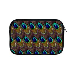 Peacock Feathers Bird Plumage Apple Macbook Pro 13  Zipper Case