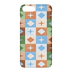 Fabric Textile Textures Cubes Apple Iphone 7 Plus Hardshell Case