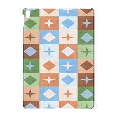 Fabric Textile Textures Cubes Apple Ipad Pro 10 5   Hardshell Case