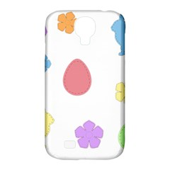 Easter Patches  Samsung Galaxy S4 Classic Hardshell Case (pc+silicone) by Valentinaart