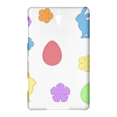 Easter Patches  Samsung Galaxy Tab S (8 4 ) Hardshell Case  by Valentinaart